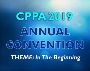 CPPA 2019 Annual Convention
